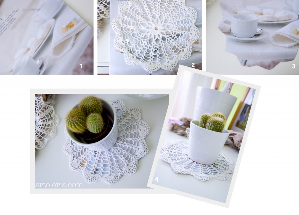 Doily restyle