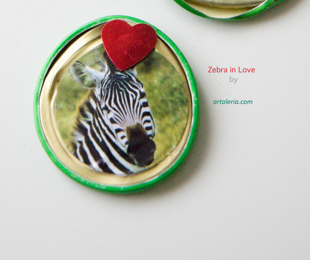 Zebra loves Artoleria
